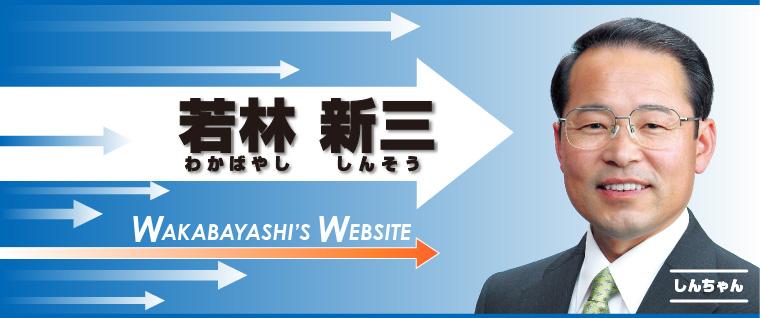 WAKABAYASHI SHINSOU WEB SITE