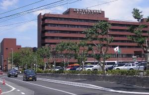 安佐市民病院の機能が充実されています。