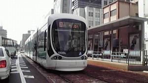 路面電車のLRT化によって利面性の向上が求められます。