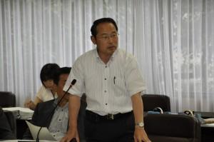 経済観光環境委員会では6億円以上の債権放棄をする(㈱広島市産業情報サービスについて質しました。