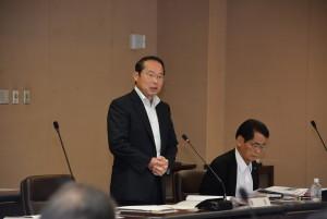 総務委員会ではマイナンバー制度の導入にあたっては情報が漏えいしないよう万全を期すよう求めました。